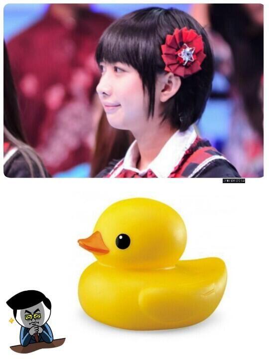 Ghaida Farisya (Team J) - Rubber Duck