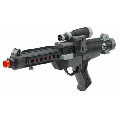 Black Stormtrooper Blaster- Official Star Wars costume ($32.75)   *Out of stock on 7/17/12