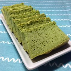 Japanese Matcha Cotton Cheesecake