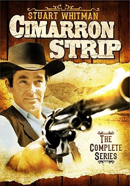 Stuart Whitman & Randy Boone & Various-Cimarron Strip - Complete Series