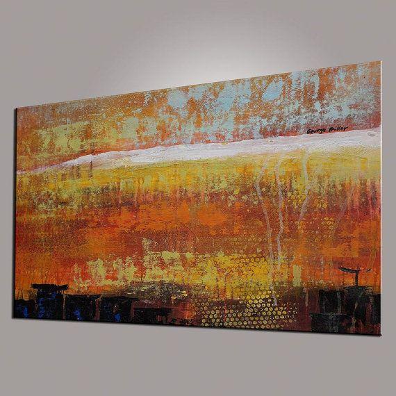 25 beste idee n over hedendaagse schilderijen op pinterest abstracte schilderijen abstract - Moderne kamer volwassen schilderij ...