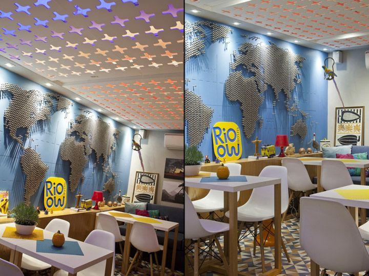 RIOOW Hostel By PKB Arquitetura Vital Oficina Rio De Janeiro