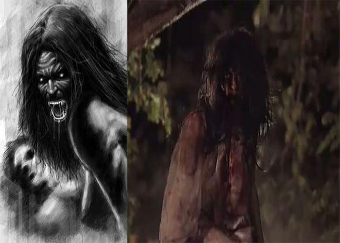 esiste una figura che raggruppa tute le caratteristiche di vampiri, zombie e lupi mannari: viene chiamata Aswang e si trova nelle Filippine.