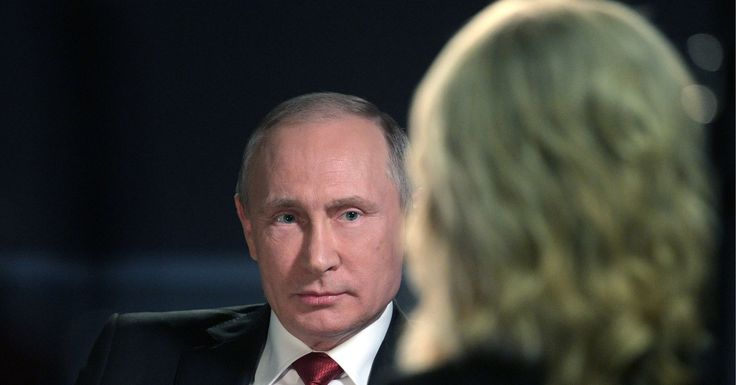 Unedited Putin Interview Reveals A Missed Opportunity For Megyn Kelly and America | HuffPost  The footage obtained by HuffPost shows a nervous Kelly who failed to press Putin on obvious issues.