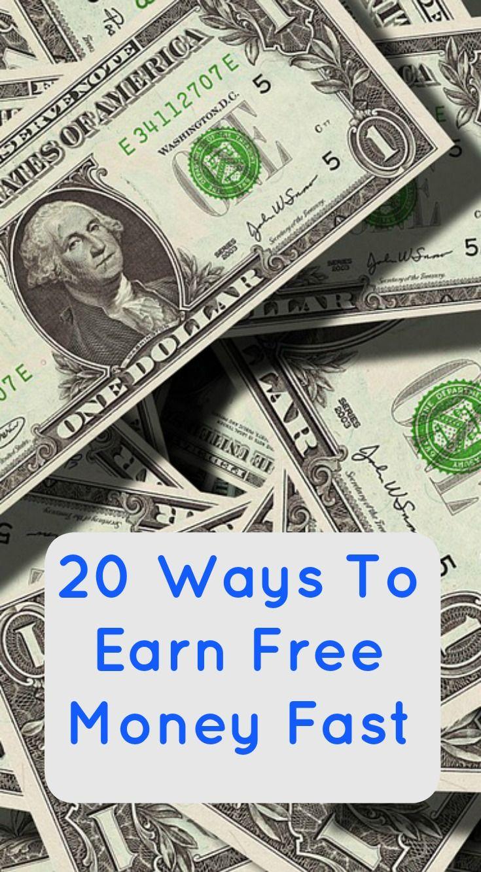 earn free money fast