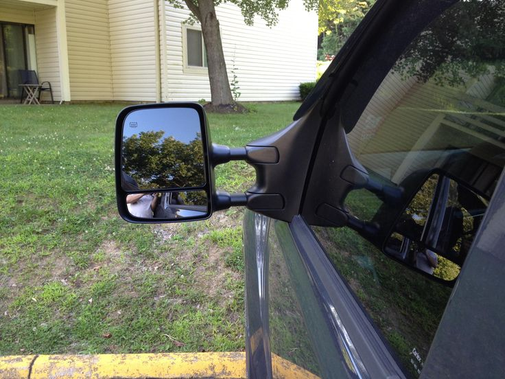 Tow Mirrors Installed Nightarmor 11 S 2011 Nissan