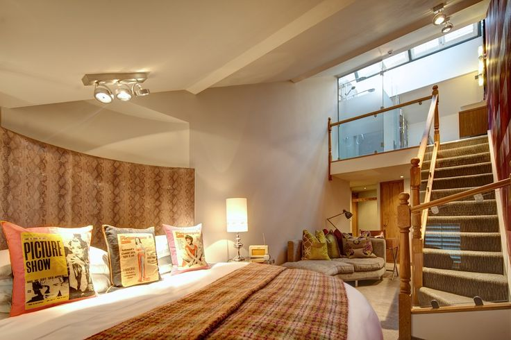Newbrook Loft Bedroom