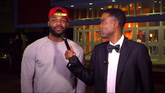 Chris Rock interviews black moviegoers in Compton about the big Oscar nominees. #oscars