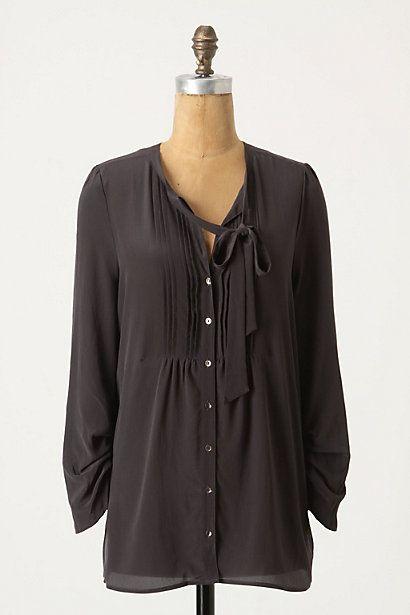Portfolio blouse.