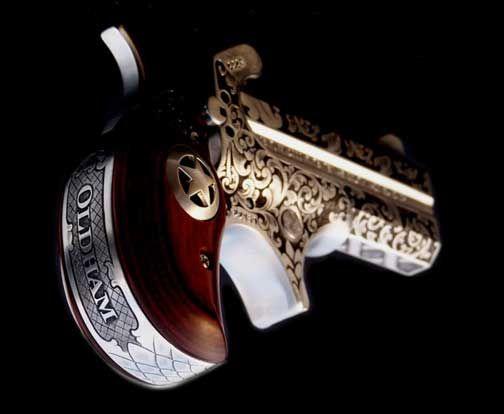 Bond Arms Derringer | Engraved Guns | Pinterest