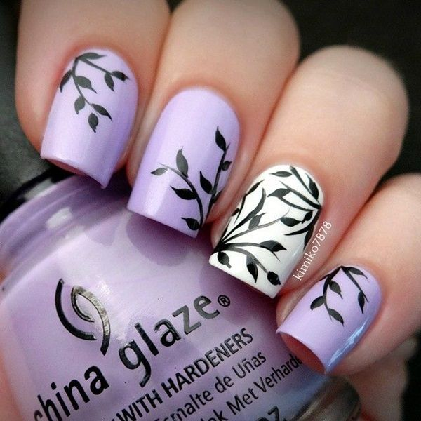 The 25 best nail designs spring ideas on pinterest summer nails 40 inspirational winter nails designs 2015 prinsesfo Choice Image