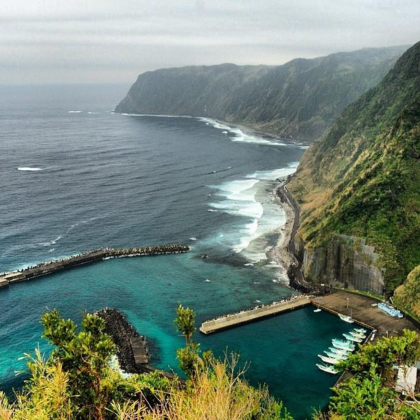 The view point of Nago, Hachijo-Jima / 八丈島・名古の展望台 - @deepkaoru- #webstagram