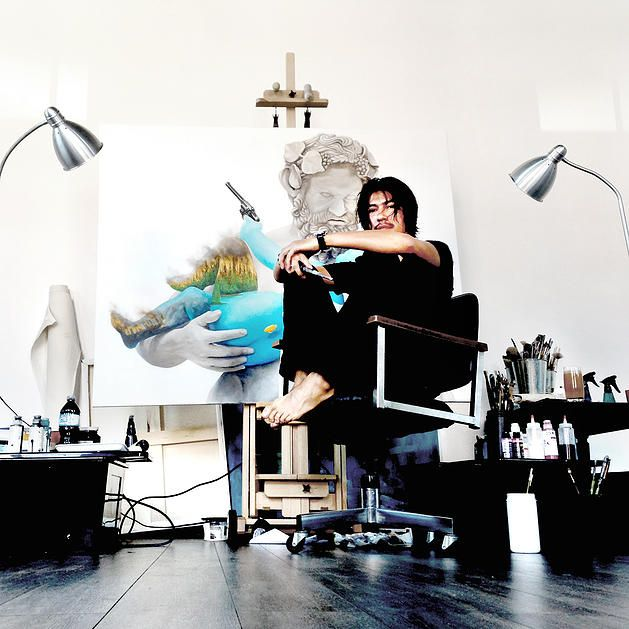 Ruben Carrasco | Art Studio