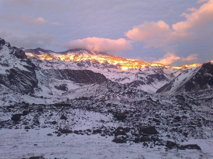 Cerro Unión. Foto de Sebastián Velásquez Catalán.