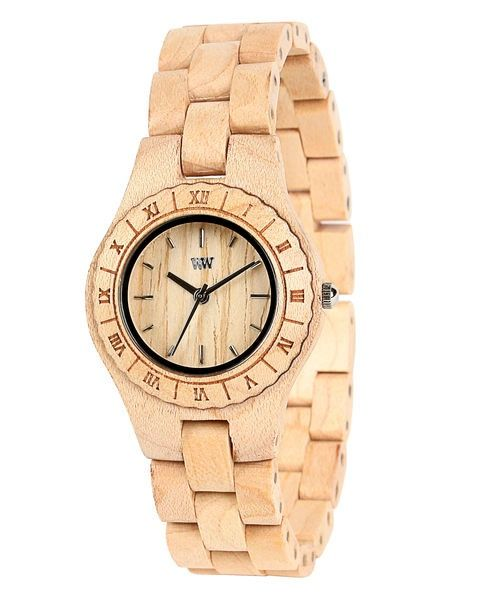 WeWood watch MOON BEIGE