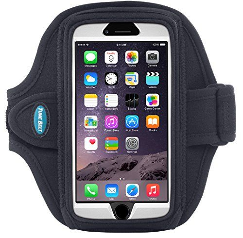 "nice Armband for iPhone 6 Plus (5.5"") with medium to large cases (fits OtterBox Defender for iPhone 6 Plus)"