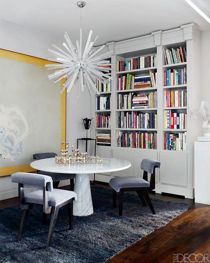 Marvelous Manhattan Apartment Via Elle Decor