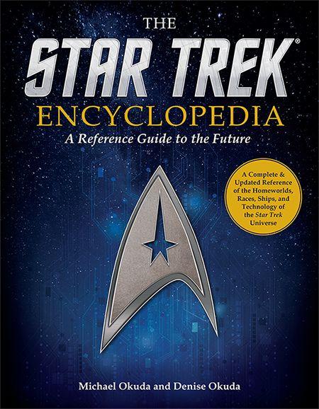 Star Trek Star Trek Encyclopedia Getting Massive Update in 2016.
