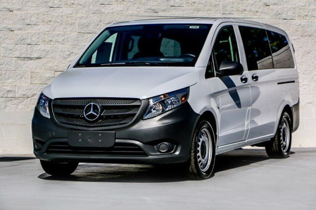 New 2016 Mercedes Benz Metris Class Van Mercedes Benz