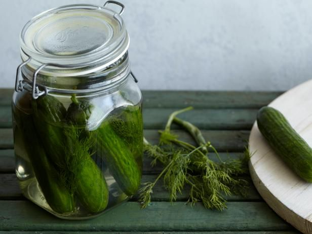Get Alex Guarnaschelli's Quick and Easy Pickles Recipe from Food Network
