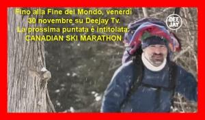 Oggi alle 15 Canadian ski marathon #finedelmondo #deejaytv #sport #sportestremi