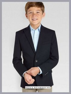 DO: Choose a black, dark grey, navy blue or neutral tone jacket for appropriate funeral attire for boys. #loveliveson                                                                                                                                                                                 More