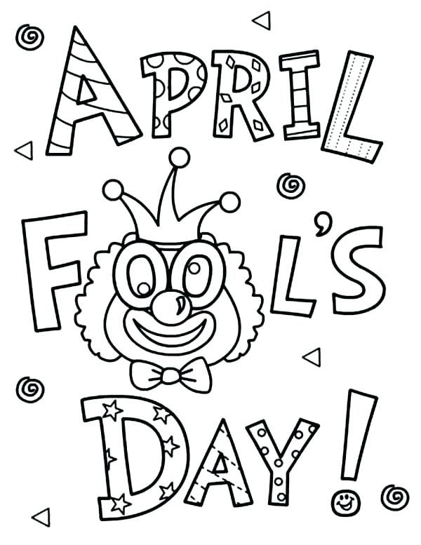 April Coloring Pages Seasons Coloring Pages April