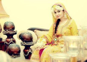 Mehndi Dresses in Pakistan