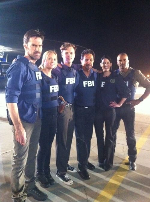 Really like Criminal Minds this show hehe