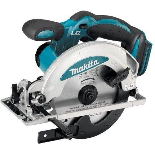 Makita Bare-Tool 18-Volt LXT Lithium-Ion Cordless 6-1/2-Inch Circular Saw BSS610Z ; Price : $161.62 & FREE Shipping