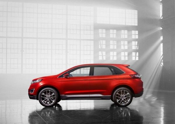2013 Ford Edge Release Dates 600x427 2013 Ford Edge Full Reviews with Images