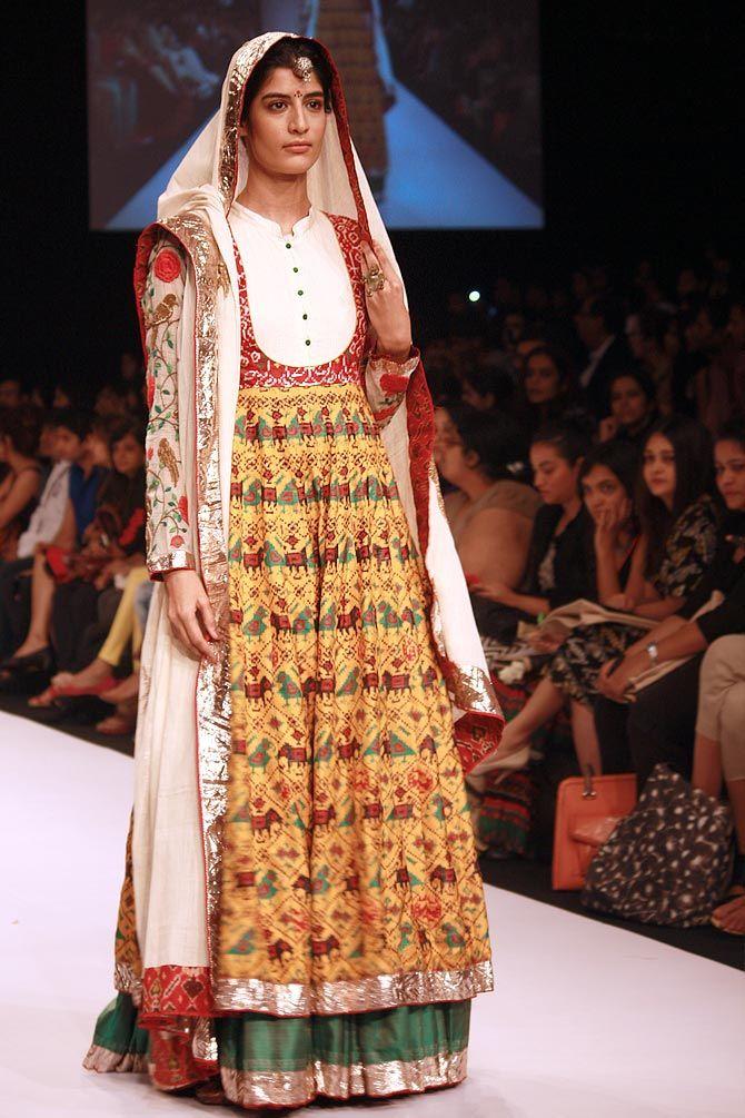 Gaurang Shah - Patan Patola fabric