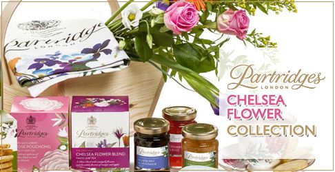 Partridges Chelsea Flower Collection