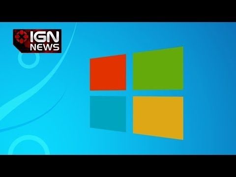 Spartan is Microsoft's New Windows 10 Web Browser - IGN News - YouTube