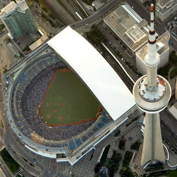 It may be called Rogers Centre now, but I will always refer to it as Skydome.