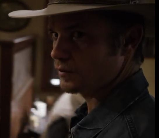 Justified's Final Season is Burned - Timothy Olyphant
