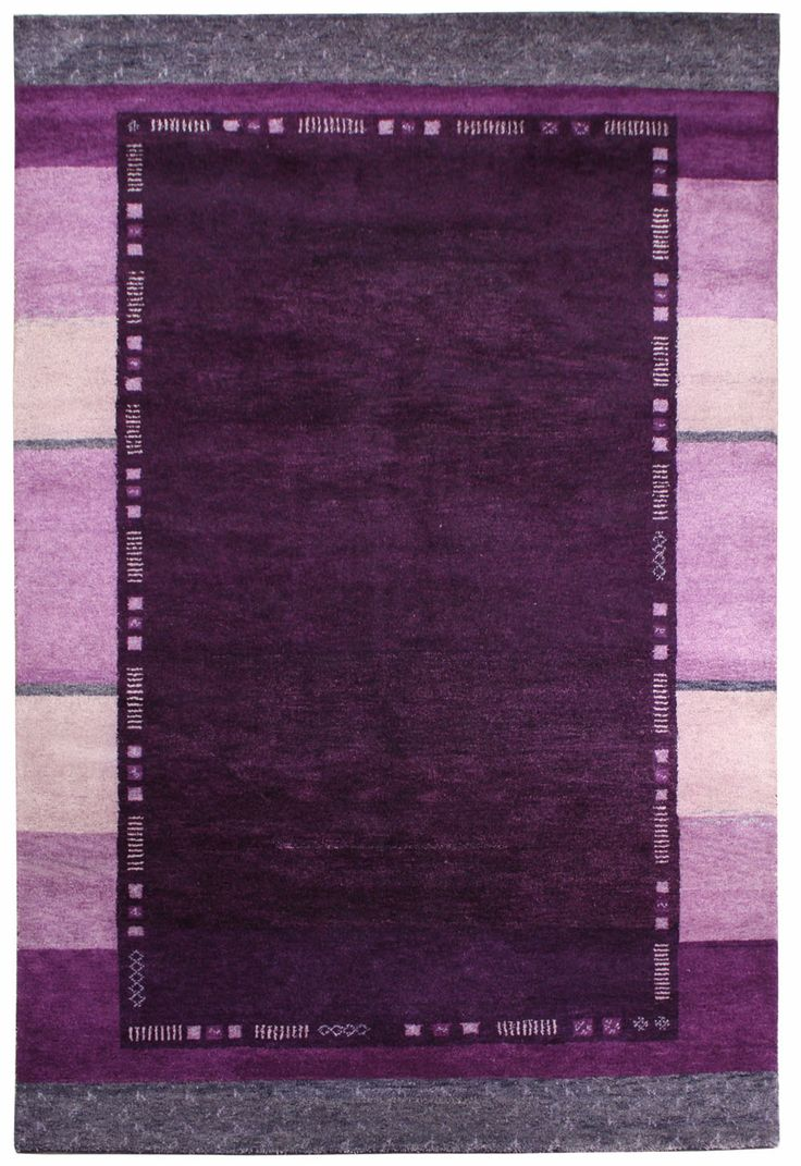Cod. 10812 Gabbeh 290x190 tappeto indiano, modern rug