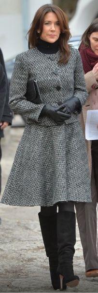 HRH Crown Princess Mary of Denmark 2014