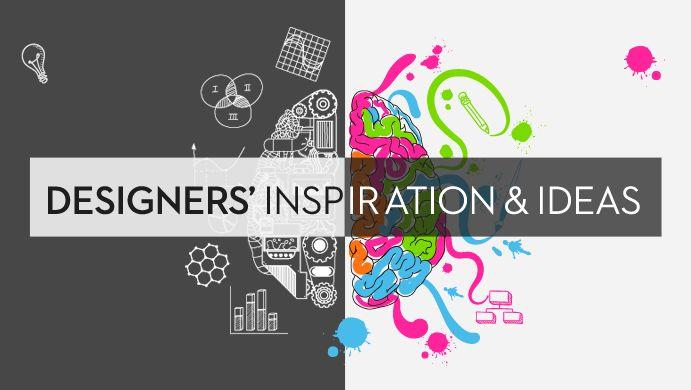 Από πού παίρνουν ιδέες οι designers της TopHost #tophostGR #design #inspiration