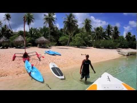 Ninamu Resort, Tikehau, Tuamotus, French Polynesia