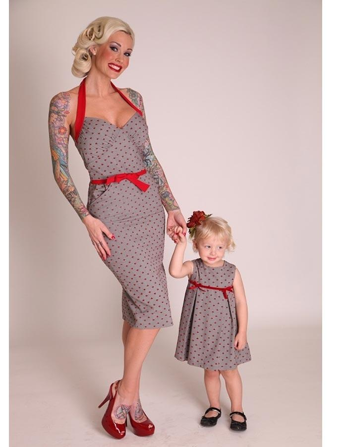 Lil Anchors - Rockabilly Clothing. If only I had that Mona's rockin' bod