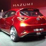 2014 Mazda Hazumi Rear 150x150 2014 Mazda Hazumi Review With Images