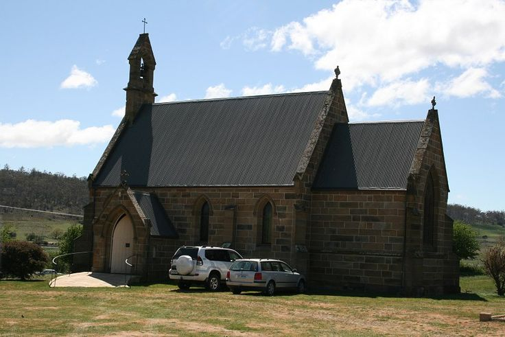 St Paul's Catholic Church, Oatlands