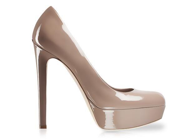 Туфли диор на высоком каблуке