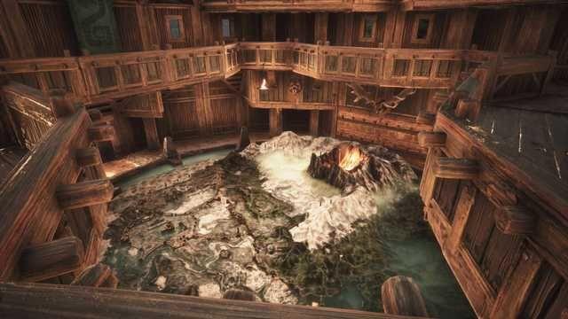 Mounds Of The Dead Map Room Conan Exiles Conan Building Map