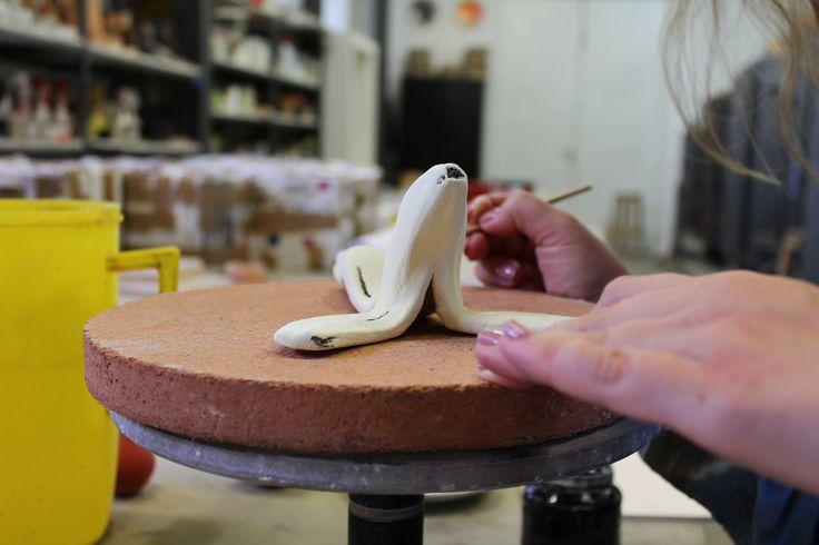 Making Bananas - www.fineandcandy.com
