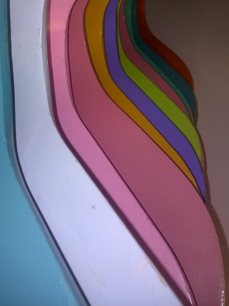 Mange farver, noget vi ikke har meget af her i DK, men hvor er de??