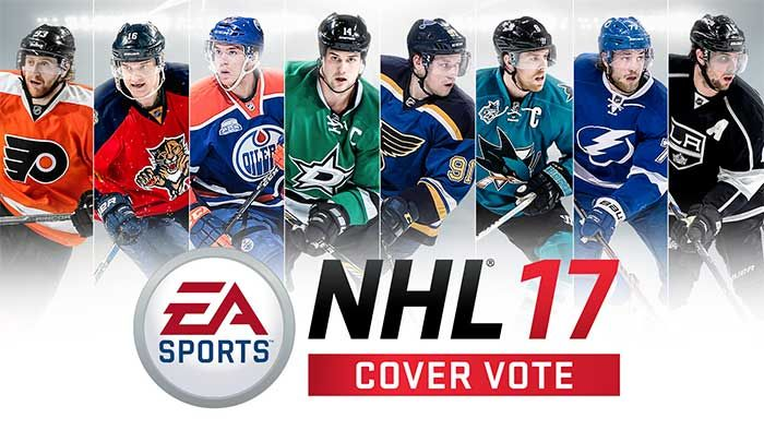 Le cover vote d'ea sports NHL 17 cover demarre maintenant - Electronic Arts Inc. en partenariat avec le Ligue National de Hockey (LNH) et l'Association des Joueurs de la Ligue Nationale de Hockey (AJLNH) annoncent aujourd'hui que les fans pourront choisir...