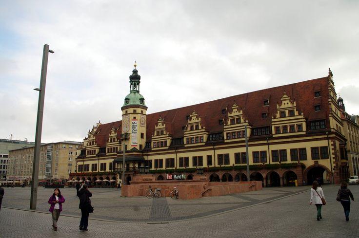 Fotos de: Alemania - Leipzig - Edificio con encanto - Antigüo Ayuntamiento