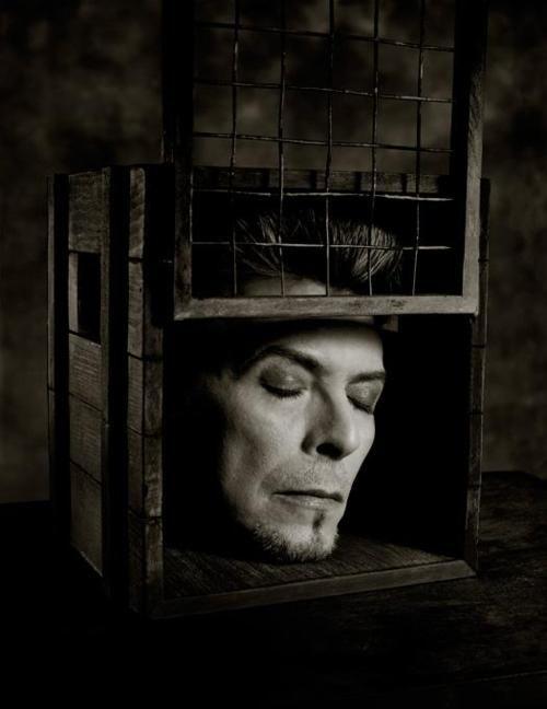 David Bowie by Albert Watson